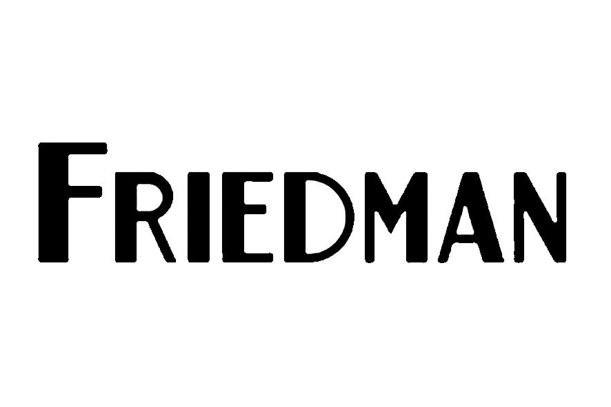 logo pedali friedman