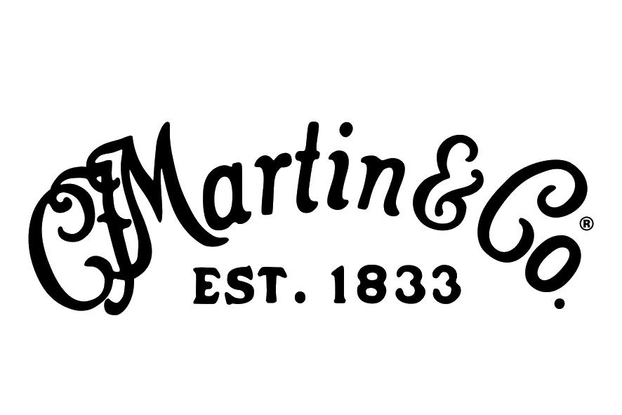 logo chitarre martin